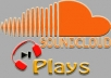 GIVE YOU 150.000 SOUNDCLOUD PLAYS TO UNLIMITED TRACKS