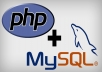 create SQL queries for any task