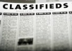send your ad out to 5000 classified websites