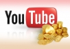 provide the youtube Earning Account