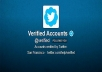tweet to over 150 VERIFIED Twitter Celebrities and 22.5K followers