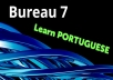 teach you Portuguese via Skype using an accelerated method
