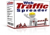 Give Instant Download Excellent Web Traffic Spreader That Sends Visitors to a Set of Web