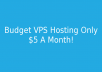 provide you Linux VPS hosting for 1 month