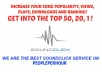 get Your SoundClick Song To TOP 50