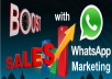 Provide 50 Whatsapp Channels or account