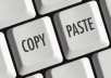 copy & paste work in 24 hours