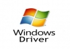 fix missing windows device driver
