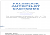 setup your facebook autopilot