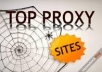teach to set up any numbers of your own Private Proxy IPs on a Dirt Cheap VPS you can use them on any social media sites