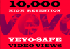 generate 2K SAFE high-retention Vevo Views WITH LIKES