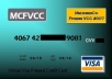 give you a VCC for online purchases