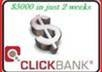 teach you how i was able to achieve 5000 dollars within 2 weeks on clickbank with little effort