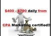 teach you how to make 300 to 700 Dollars daily from cpa marketing