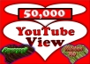 Give 50'000+ High Retention Youtube Views with Safe Guaranteed to your video