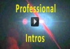 Create A Professional & Unique HQ Video Intro With Your Text