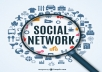 get you daily social network growth to your Youtube, twitter, myspace and more