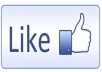 give you 1000 Real and active FB Fanpage likes for