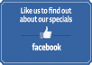 give you 1,000 Real & Active Facebook Likes for