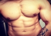 send you a 5 day bodybuilding program