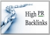 give you a dofollow backlink from a 4 Pagerank website