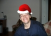 put Santa Claus hat on your picture