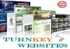 Give you 500 turnkey websites