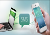 send 500 SMS to US mobile numbers