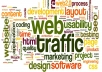 drive you UNLIMITED real traffics to your website or blog