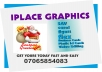 design your business logo with befitting tagline