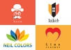 do Professional and Creative Logo design