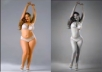 change the shape of the human body