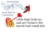 send 10,000 mails to any list + Add your site in 200 search directories manually