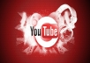 Give You 1,000+ YouTube High Retention Views (Fast Delivery)