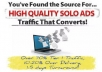 blast your solo ads to over 35 million active targeted niche of your choice