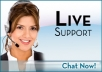 install Customer Support Live CHAT Software for Wordpress