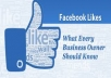 give you 1200+ facebook fanpage likes