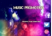 promote your music all OVER social media
