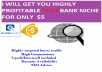 find you a profitable clickbank niche