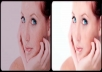 do 2 images retouch professionally