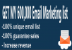 get my 600,000 Email marketing list for guaranteed sales