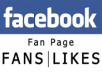 give you 50 Real and Active Facebook Fanpage Likes only