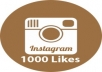 get you 1,000 High Quality lnstagram Likes INSTANT