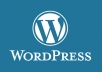 provide WordPress Installation and Configuration