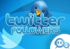 Get 1000 + High Quality Targeted USA twitter followers