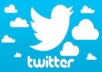 tell you an amazing website where you can tweet your ad or link to high quality 100,000 twitter active followers