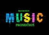 Promote your music in facebook