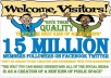 advertise your link to Millions people on facebook for traffic