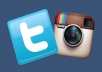 show you a great website to grow real twitter and instagram followers