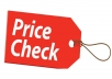 do price comparison of products/services for you